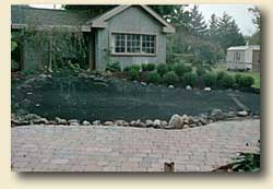 Corner by corner garden pond filtration concept for Minimum depth for koi pond